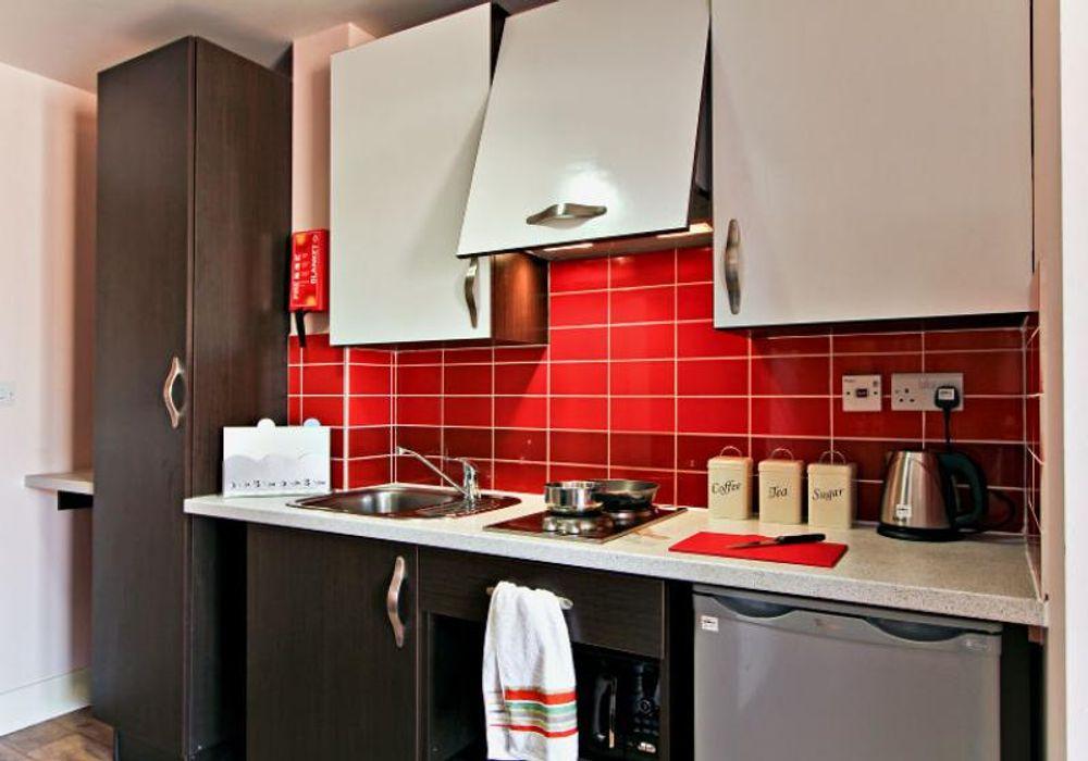 Student accommodation photo for iQ Fountainbridge in Haymarket, Edinburgh