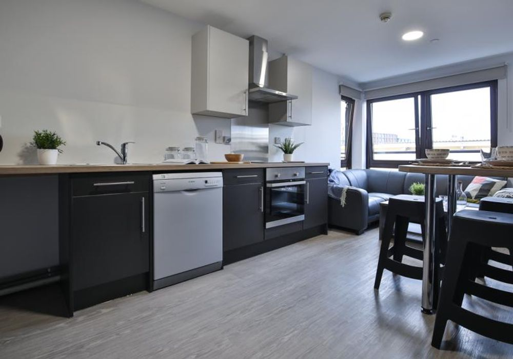 Student accommodation photo for iQ Grove in Haymarket, Edinburgh