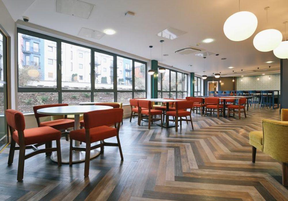 Student accommodation photo for iQ Grove in Haymarket, Edinburgh