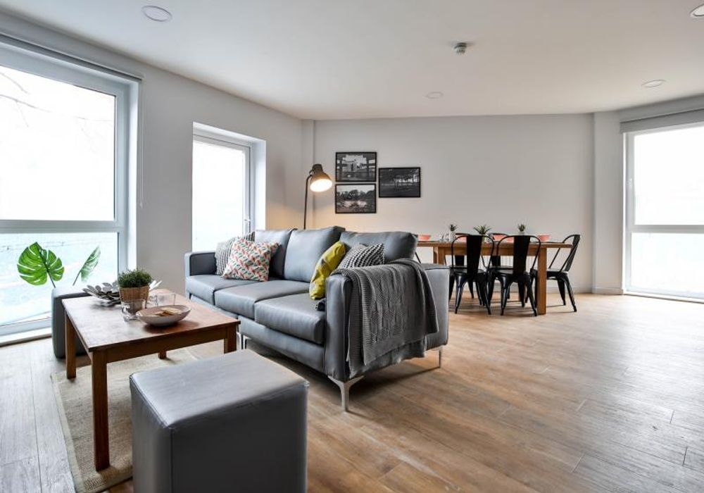 Student accommodation photo for iQ Collingwood in Quayside, Newcastle upon Tyne