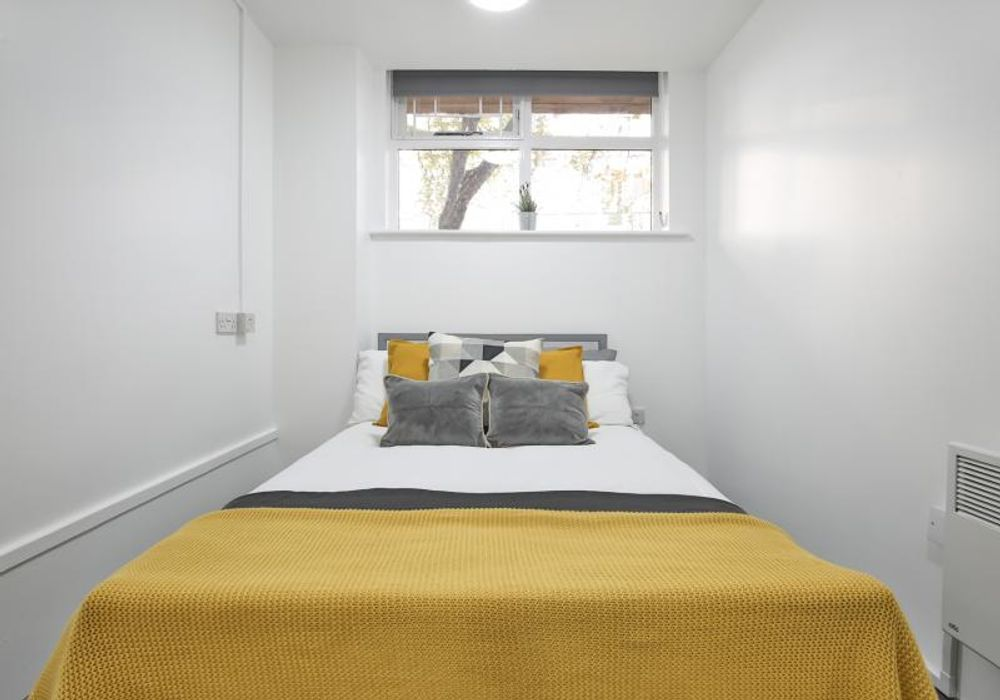Student accommodation photo for iQ Stephenson House in Quayside, Newcastle upon Tyne