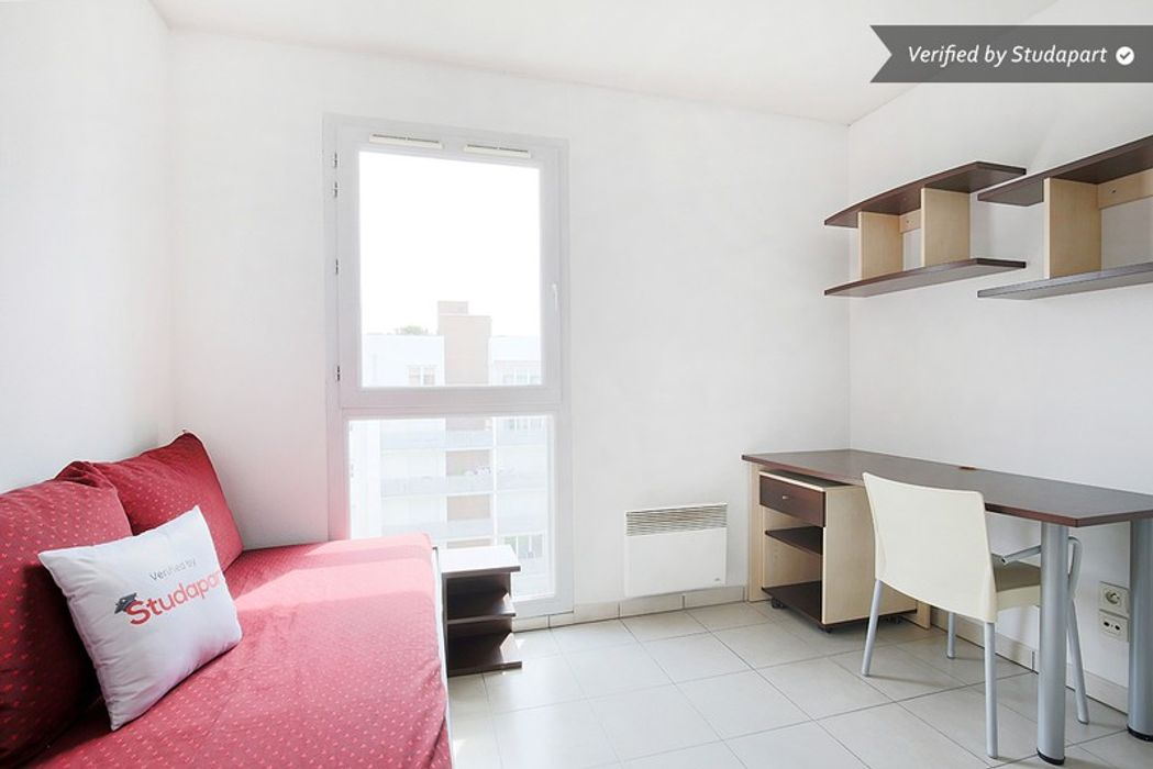 Student accommodation photo for STUDEA MONTCHAT in Grand Clément, Lyon
