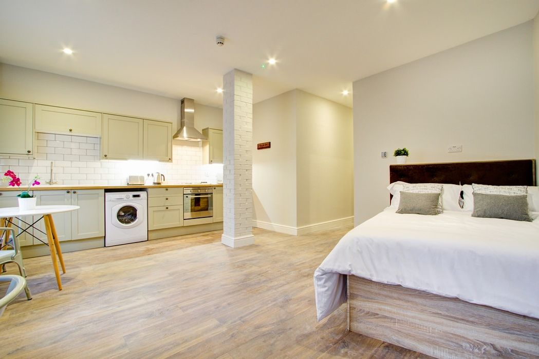 Student accommodation photo for Park View in Nottingham City Centre, Nottingham