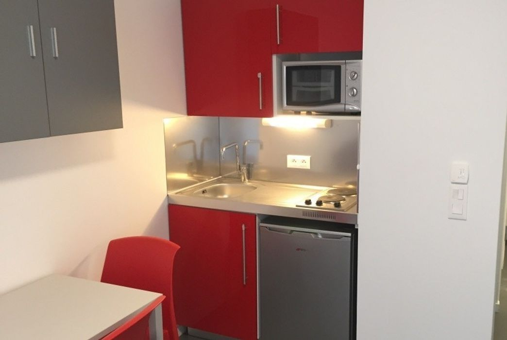 Student accommodation photo for Studélites Gentilly Montsouris in Gentilly, Paris