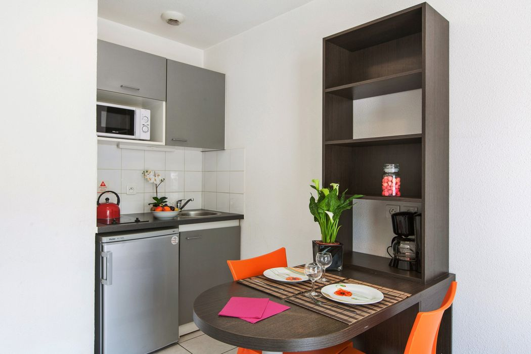 Student accommodation photo for Appart'City Lyon Vaise Saint Cyr in Le Bourg - Gare De Vaise, Lyon