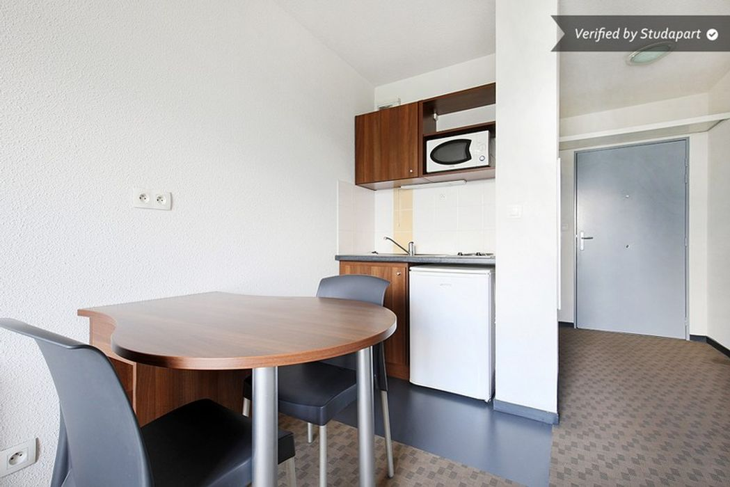 Student accommodation photo for Studea Porte Des Alpes 2 in Bron, Lyon