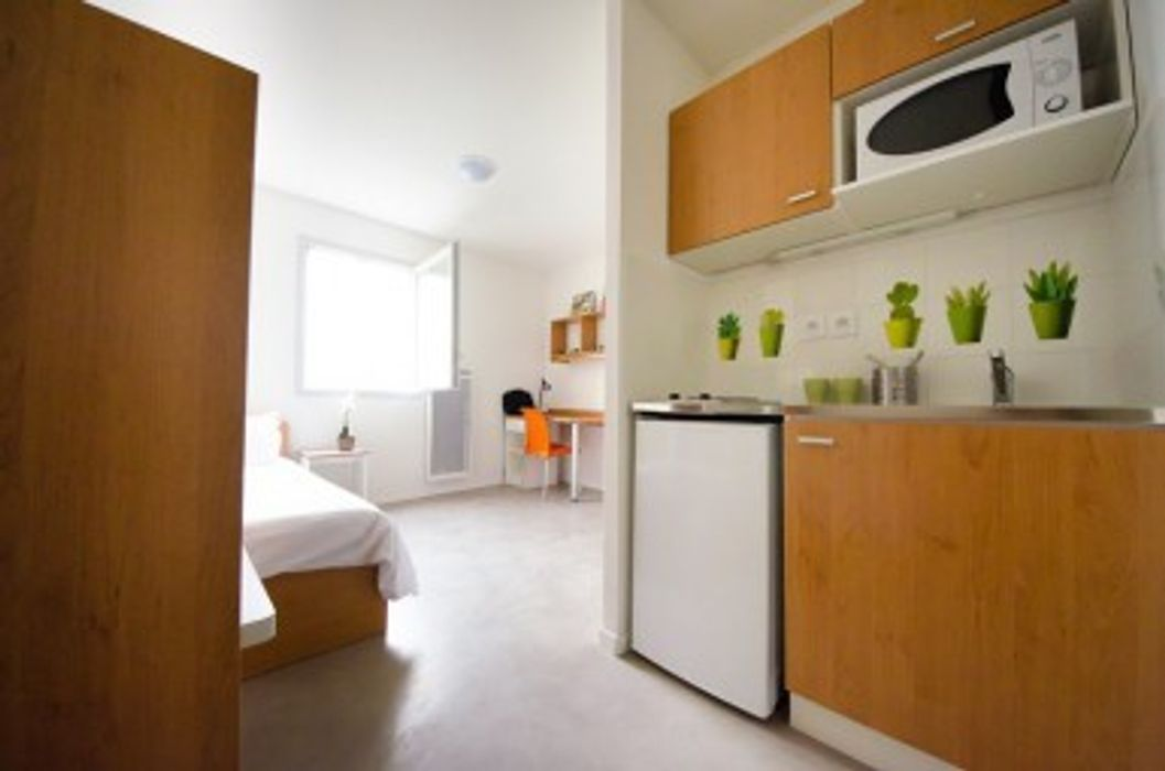 Student accommodation photo for Cardinal Campus Floor 7 in Victor Bach - St Louis, Lyon