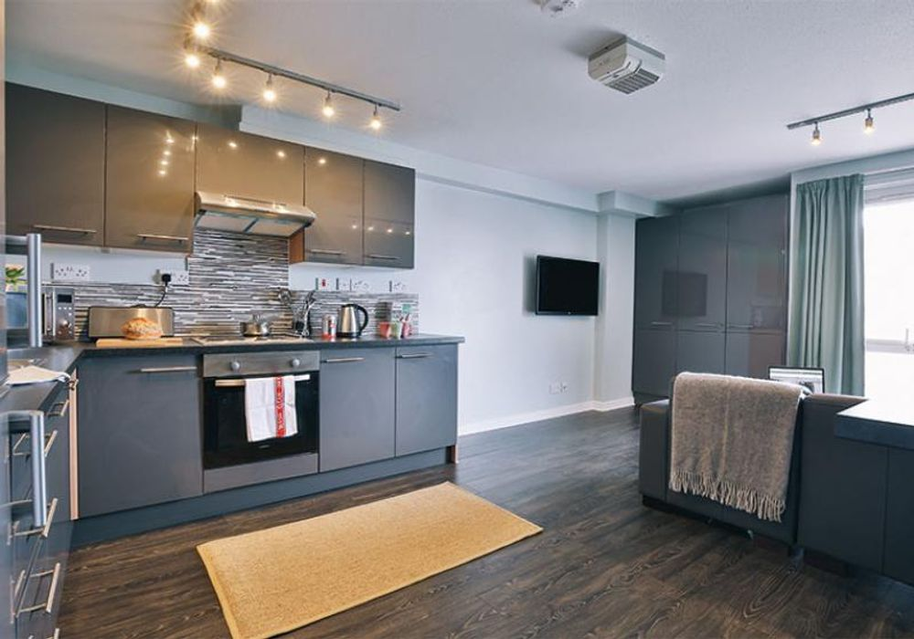 Student accommodation photo for iQ Great Newton House in Liverpool University Area, Liverpool