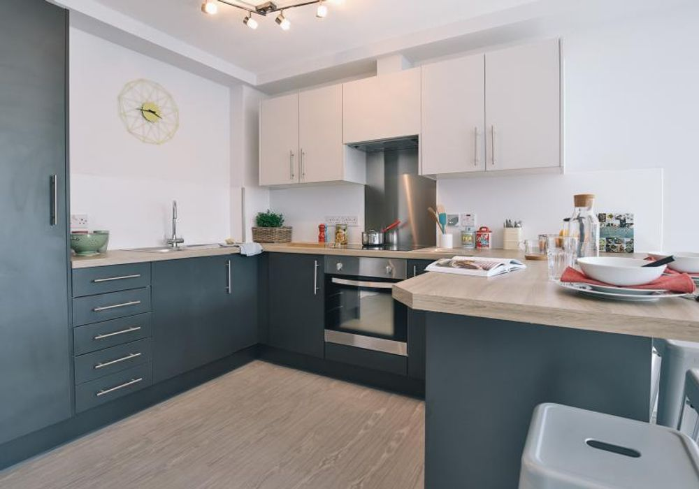 Gold Two Bed Apartment
