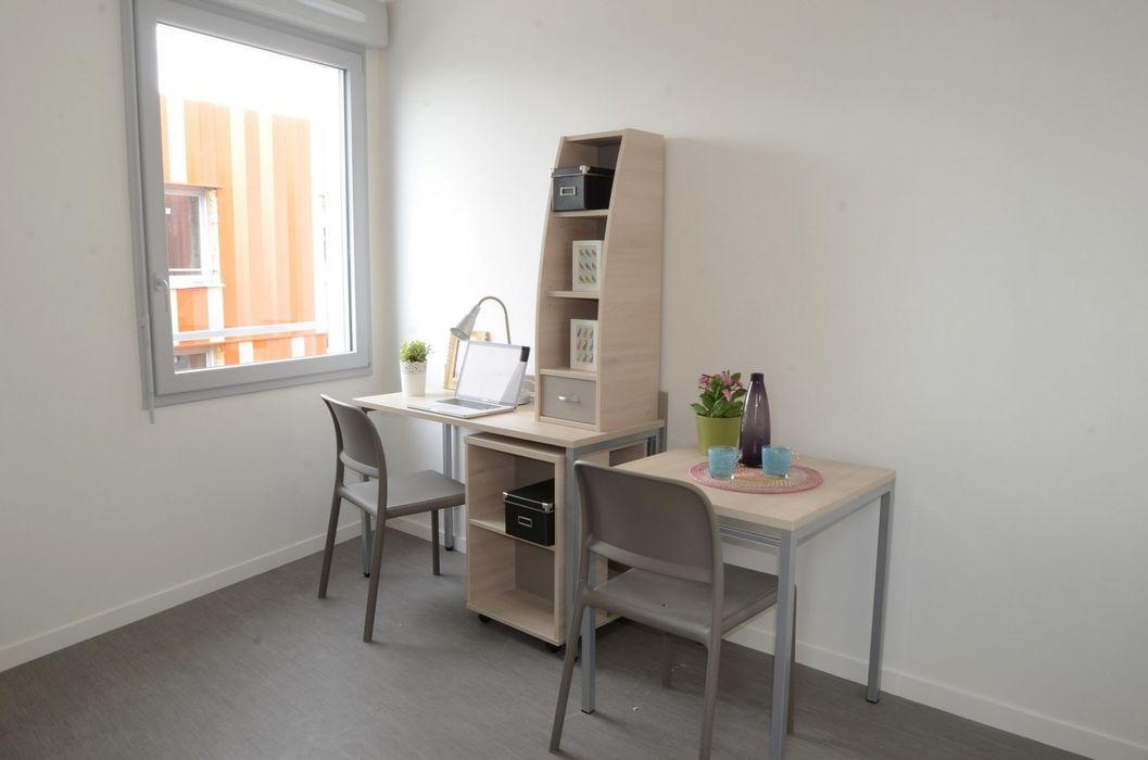 Student accommodation photo for Résidence Simone de Beauvoir in Palaiseau, Paris