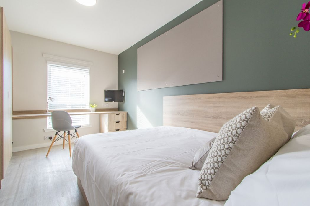 Student accommodation photo for Morrison  Circus in Old and New Town, Edinburgh