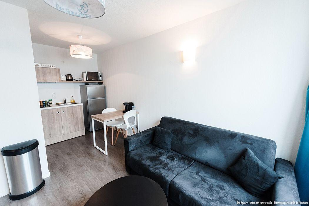 Student accommodation photo for Résidence Suitétudes H2O in La Rochelle Centre, La Rochelle