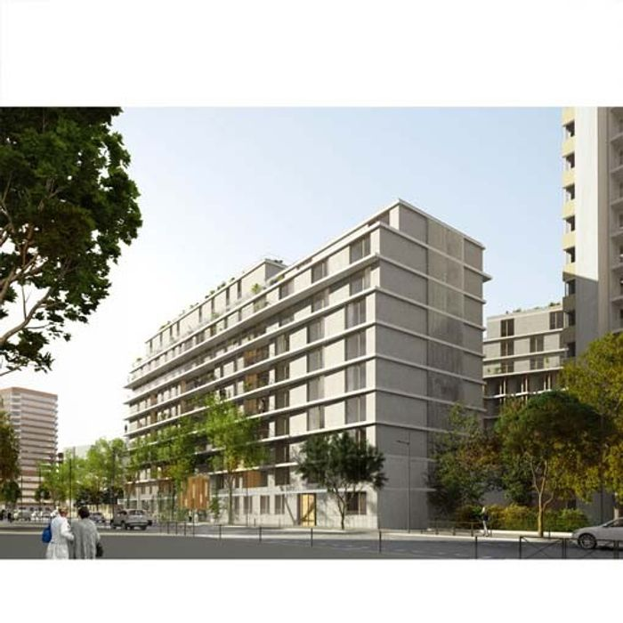 Student accommodation photo for STUDEA PARIS CURIAL in 19th Arrondissement, Paris
