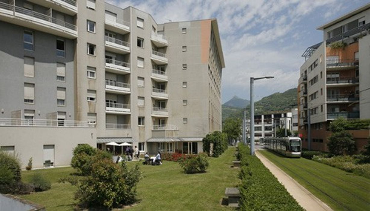 Student accommodation photo for Les Estudines Marie-Curie in Quartier Chorier-Berriat, Grenoble