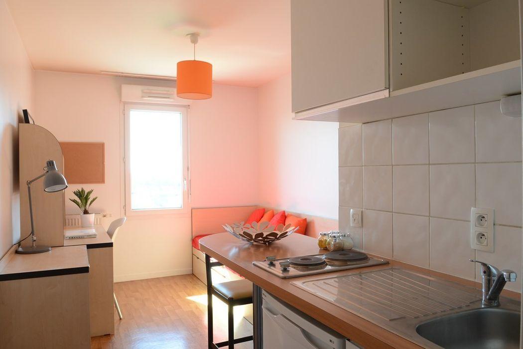 Student accommodation photo for Studélites La Source in Créteil, Paris