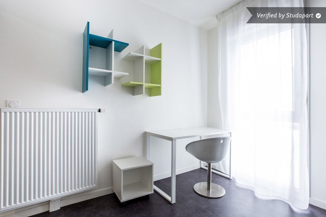Student accommodation photo for Lille - Maison Blanche in Lille-Centre, Lille