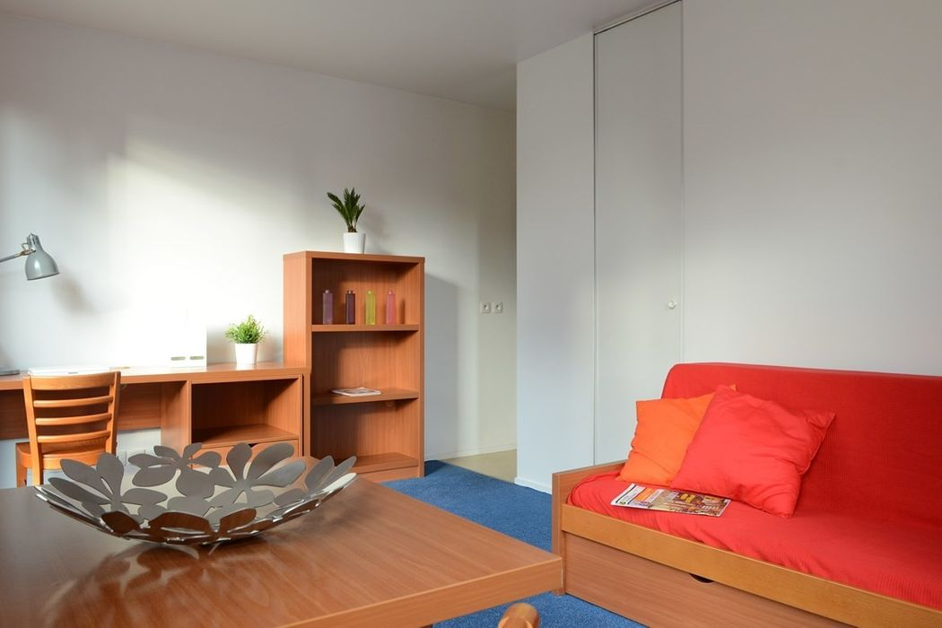 Student accommodation photo for Studelites Le Capitole in 13th arrondissement, Paris