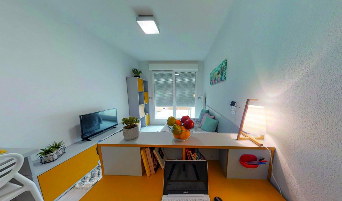 Student accommodation photo for Newton in Carmes, Toulouse