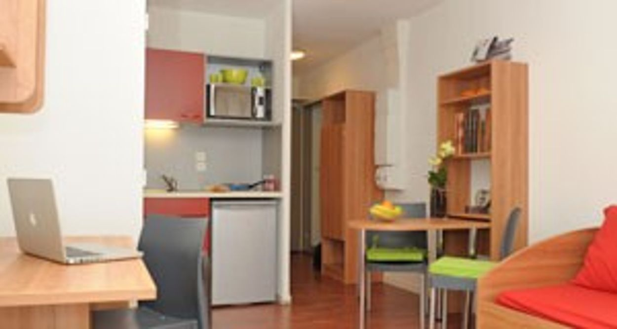 Student accommodation photo for Zola Park in 6th arrondissement, Lyon