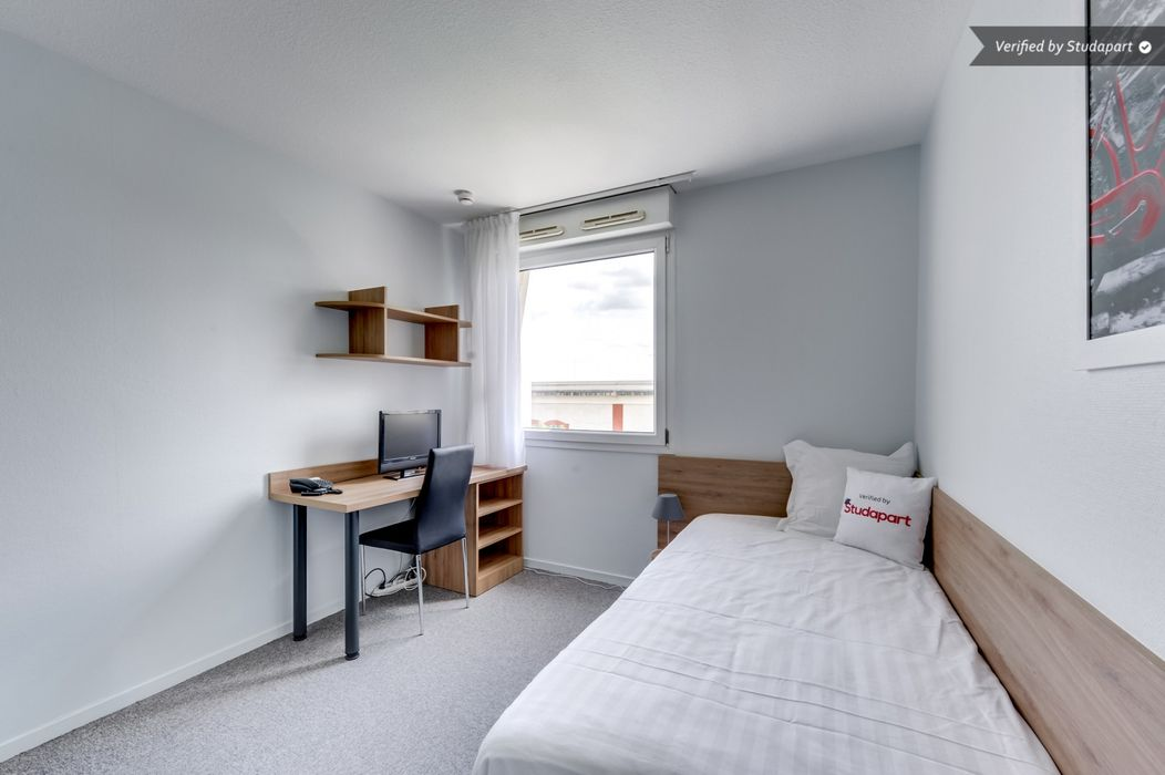 Student accommodation photo for KOSY Appart'Hôtels - Résidence Le Champ de Mars in Reims, Reims