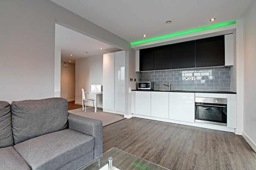 Student accommodation photo for Printworks in Sheffield City Centre, Sheffield