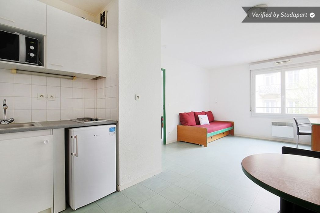 Student accommodation photo for Studea Saxe-Gambetta in 2nd arrondissement, Lyon