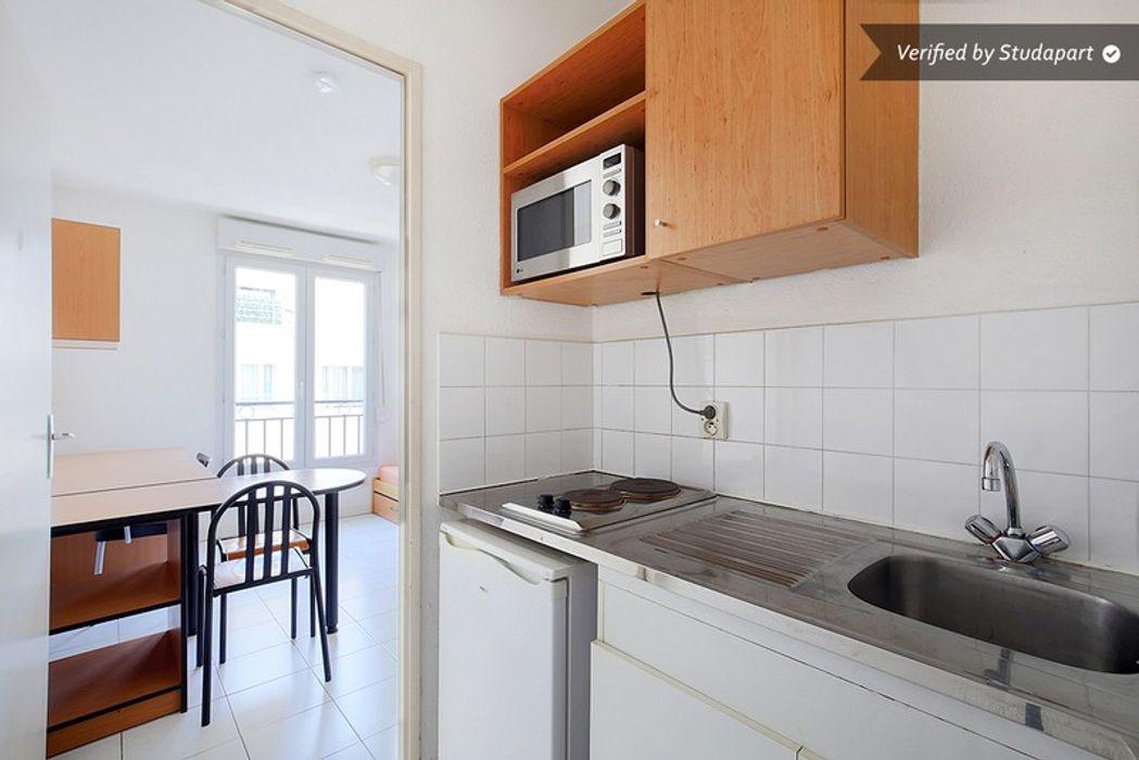 Student accommodation photo for Studea Universite 1 in 2nd arrondissement, Lyon