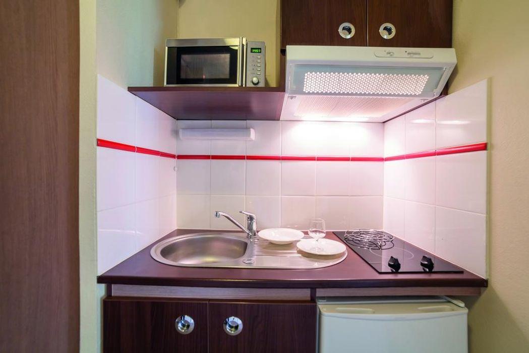 Student accommodation photo for Zenitude Hôtel & Résidence - Magny-Les-Hameaux in Rive Gauche, Paris
