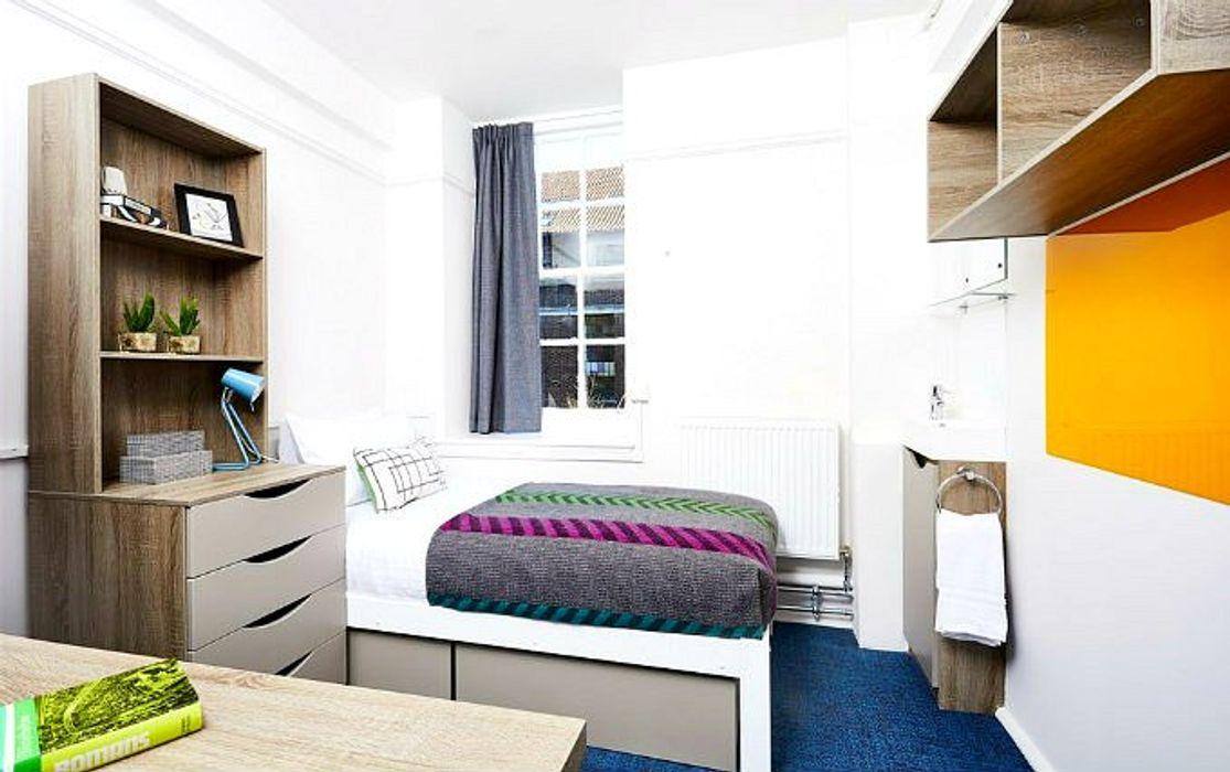 Student accommodation photo for Britannia Nutford House in Marylebone, London
