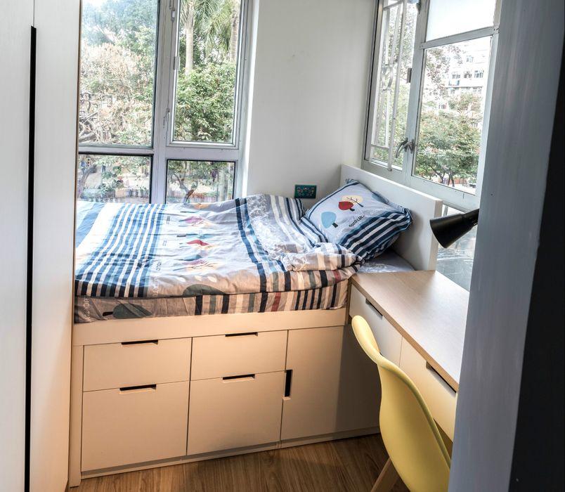 Tai Wai Student Accommodation 大圍學生公寓