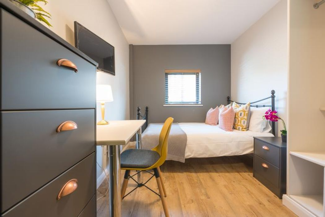 Student accommodation photo for 6 Byron Lofts in Shieldfield, Newcastle upon Tyne