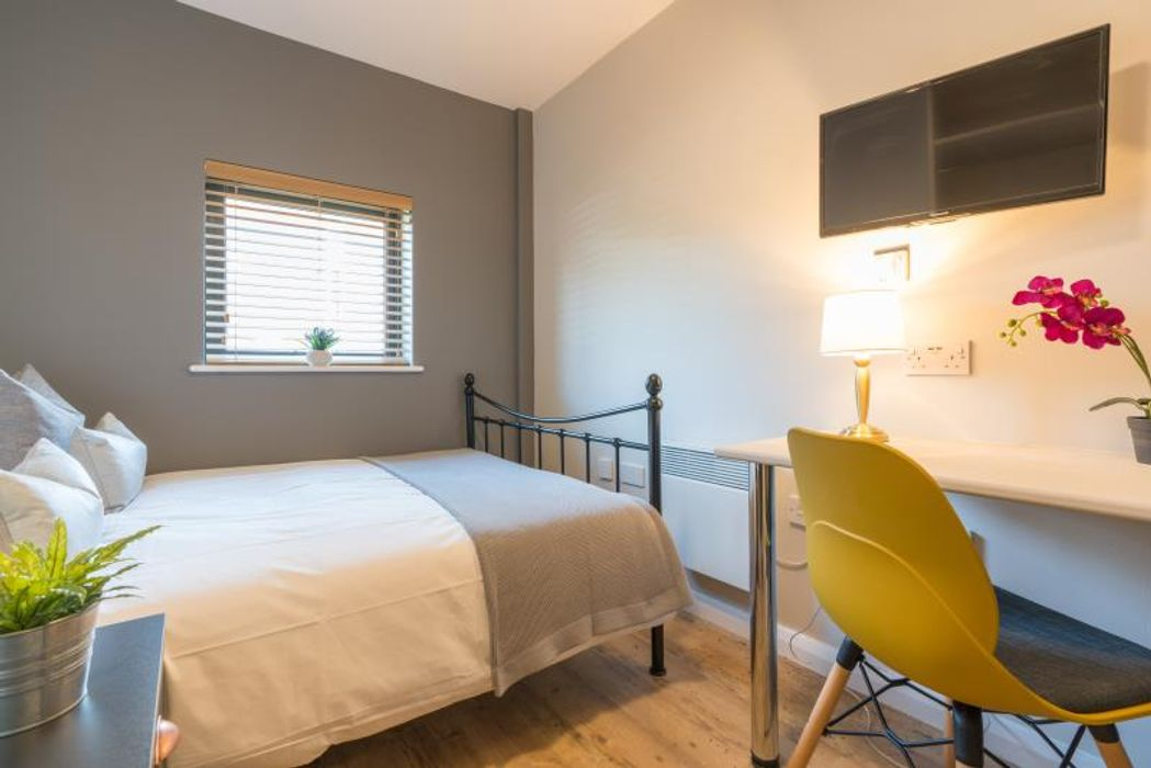 Student accommodation photo for 7 Byron Lofts in Shieldfield, Newcastle upon Tyne