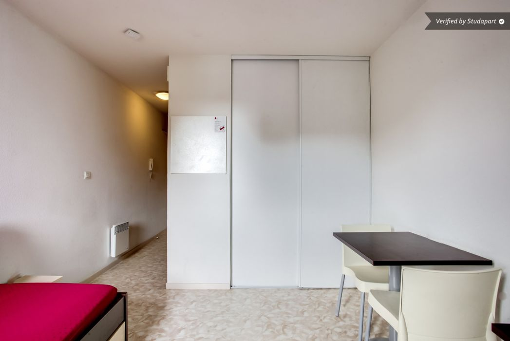 Student accommodation photo for Studea Atalante in Maurepas-Patton - Les Gayeulles, Rennes