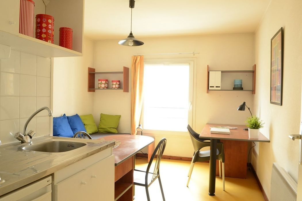 Student accommodation photo for Studélites Dali 2 in 3rd arrondissement, Lyon