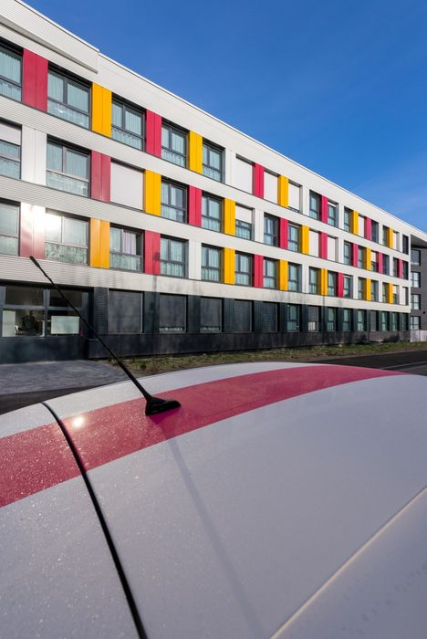 Student accommodation photo for Résidence Jean Prouvé in Reims, Reims