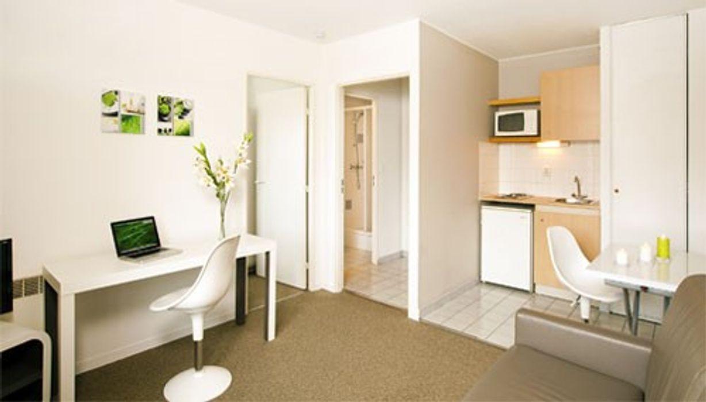 Student accommodation photo for Les Estudines Les Minimes in La Rochelle Centre, La Rochelle