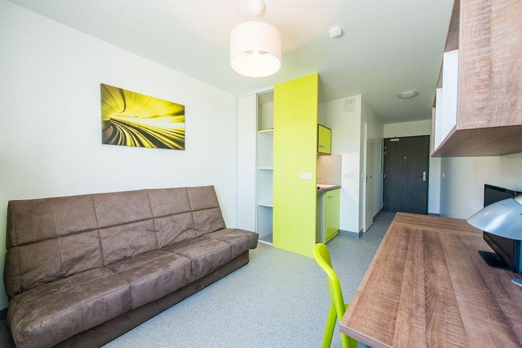 Student accommodation photo for Résidence Green Lodge in Quartier de Bonne, Grenoble