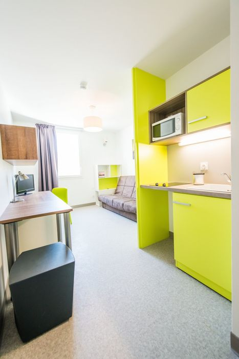 Student accommodation photo for Résidence Green Lodge in Quartier de Bonne, Grenoble