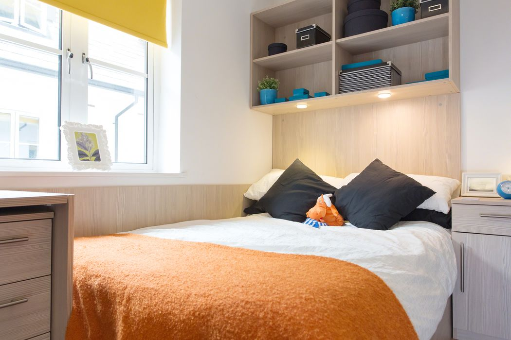 Student accommodation photo for Iron Bridge Studios in Exeter City Centre, Exeter