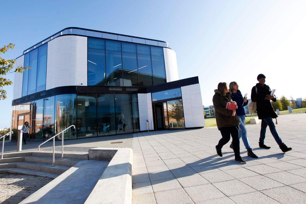 Student accommodation photo for Cripps Hall – University of Nottingham in University of Nottingham, Nottingham