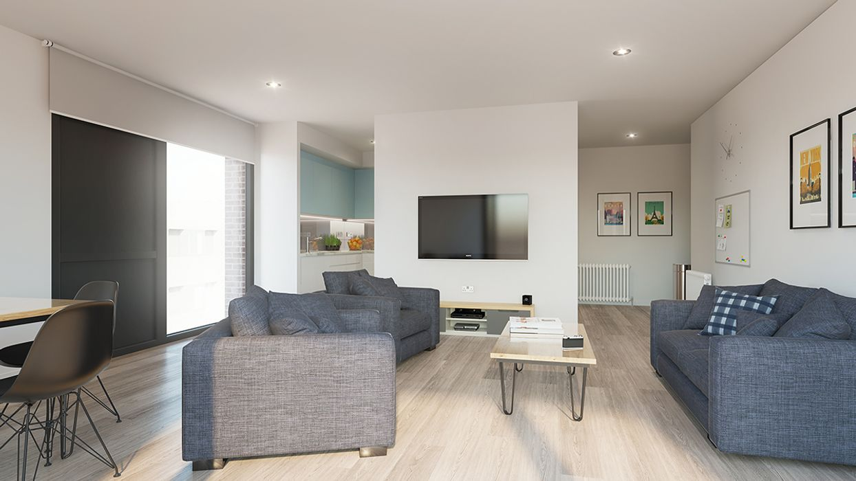 Student accommodation photo for Highfield Park in Dublin Northside, Dublin