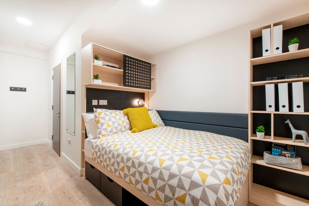 Student accommodation photo for Dominick Place in Dublin Northside, Dublin