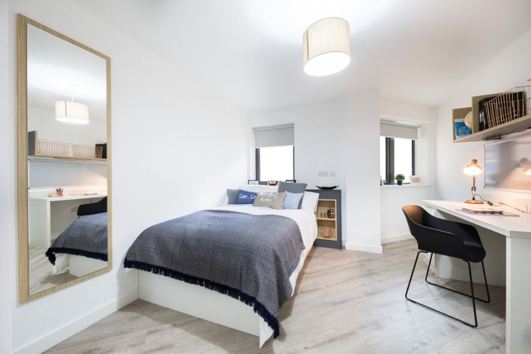 Student accommodation photo for The Fitzalan Cardiff in Cardiff City & Waterfront, Cardiff