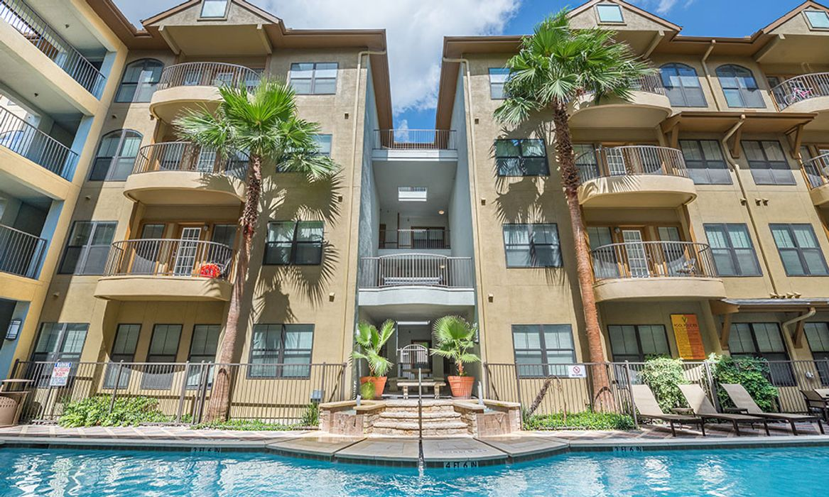 Student accommodation photo for The Villas on Guadalupe in University Area, Austin