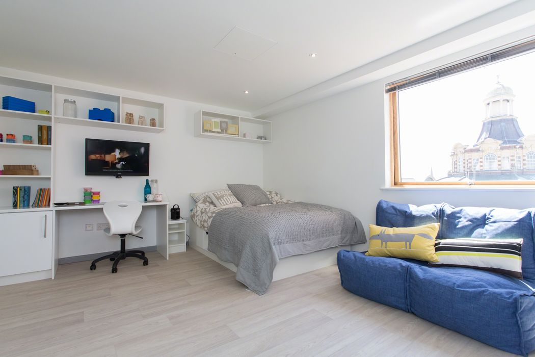 Student accommodation photo for Picturehouse Apartments in Exeter City Centre, Exeter