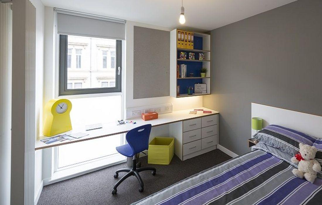 Student accommodation photo for Hyndland House in Glasgow West End, Glasgow