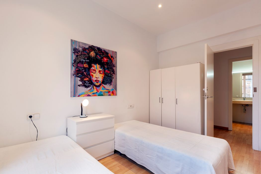 Student accommodation photo for Gran Via in L'Eixample, Barcelona