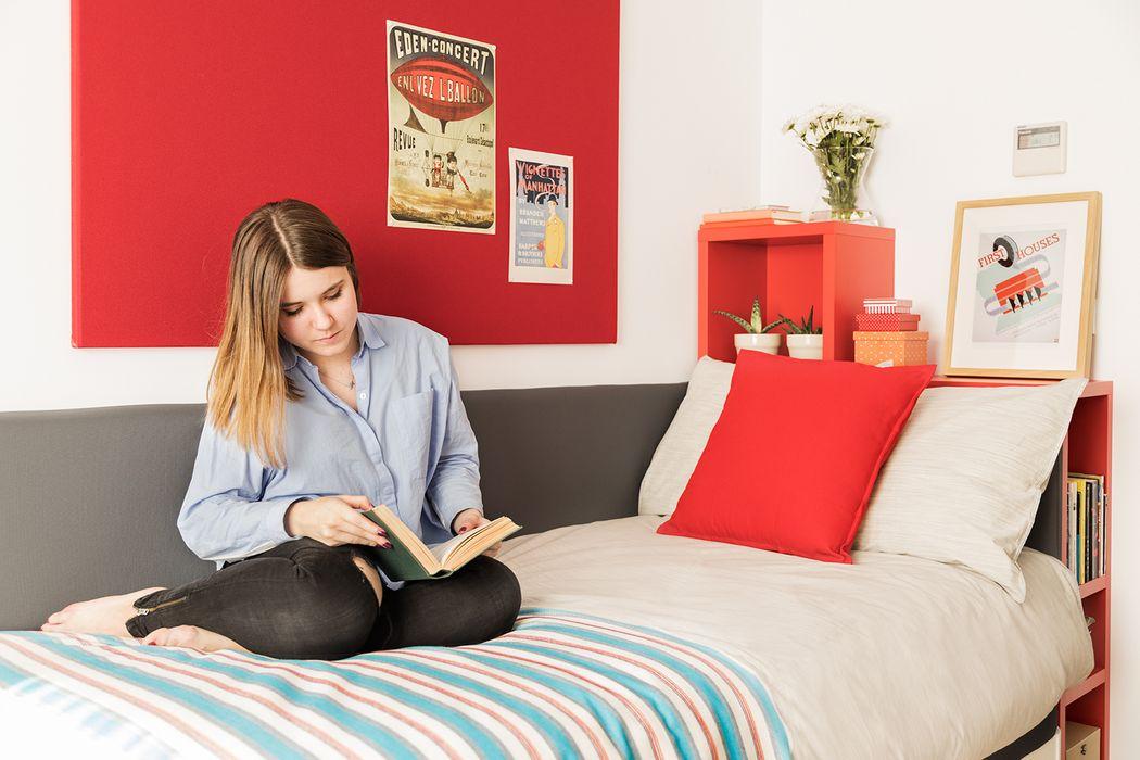 Student accommodation photo for Residencia de Estudiantes Claraval in Chamberí & Tetuán, Madrid