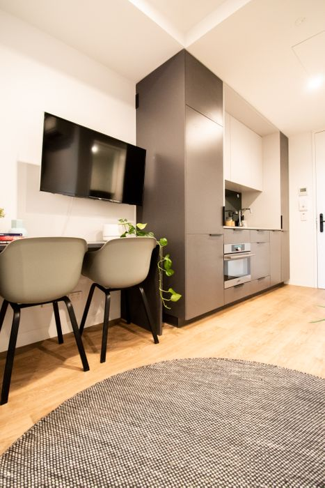 Student accommodation photo for University Square - The Student Housing Company in Melbourne City Centre, Melbourne