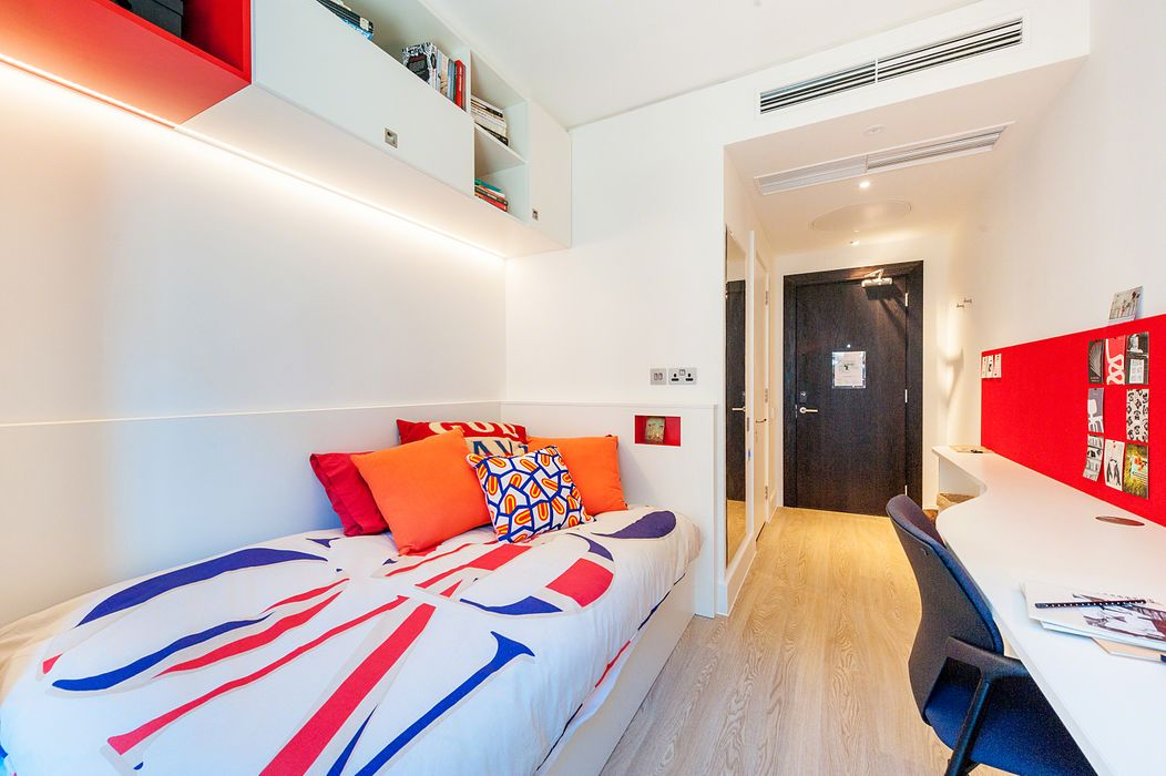 Student accommodation photo for Spring Mews in Kennington, London